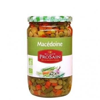 Macédoine aux 5 Légumes 660g -Maison ProSain