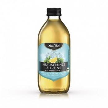 Yogi Tea Glacé Citron et Menthe Poivrée - 330ml - Yogi Tea