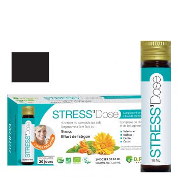 Ampoules D.Plantes - Stress'dose Bio