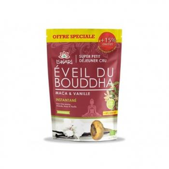 L'Eveil du Bouddha Maca & Vanille - 360g +15% Gratuit - Iswari