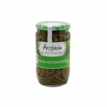 Haricots Verts Extra-Fins - Bio & Equitable - 330g -Maison ProSain