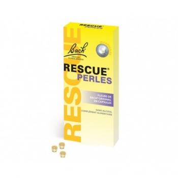 Rescue® Fleurs de Bach - 28 Perles - Laboratoire Famadem