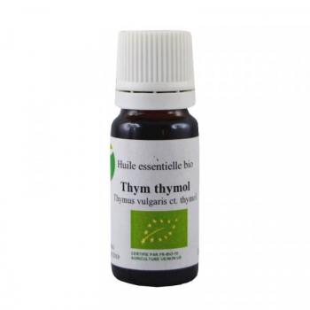 Huile essentielle Thym Thymol Bio