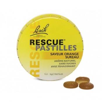 Rescue® Fleurs de Bach - Pastilles Orange Sureau - Laboratoire Famadem