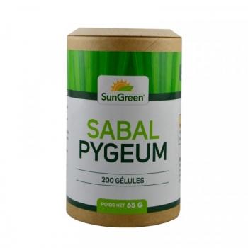 Sabal et Pygeum - 200 gélules de 250 mg