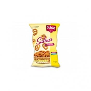 Salinis Bretzels Sans Gluten - 60g - Schär