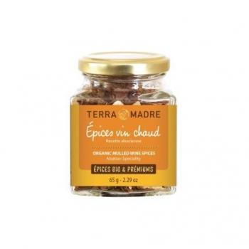 Epices vin chaud - 65gr - Terra Madre