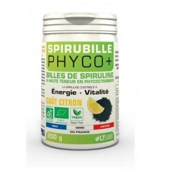 Spirubille Phyco+ Goût Citron - 200gr - LT Labo
