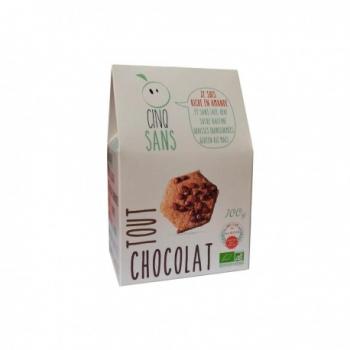Biscuit tout chocolat
