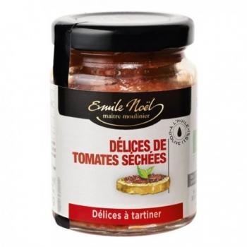 Tomates Séchées à Tartiner - 90gr - Emile Noël