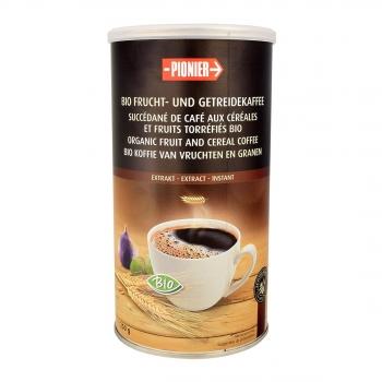 Succédané de café soluble  (aux céréales-fruits-chicorée ) 250g Bio - Pionier