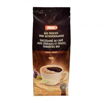 Recharge Succédané de café soluble  (aux céréales-fruits-chicorée) 250g Bio - Pionier