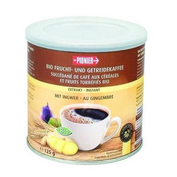 Succédané de café soluble au Gingembre 125g Bio - Pionier