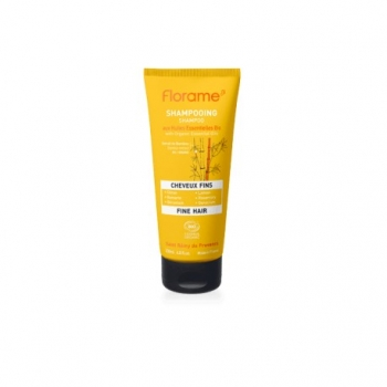 Shampoing Cheveux Fins aux HE Bio - 200ml - Florame