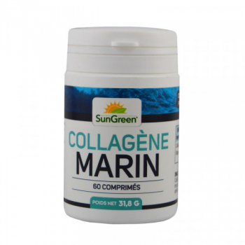 Collagène Marin et Vitamine C comprimés de 500 mg