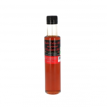 Huile d'Olive bio au Piment d'Espelette AOP Bio, 250 ml