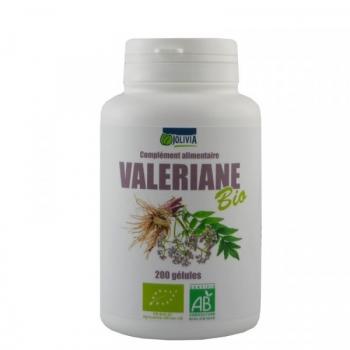 Valériane Extrait Bio - 200 gélules végétales de 250 mg