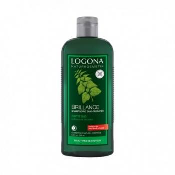 Shampoing Brillance à l'Ortie Bio - 500ml - Logona