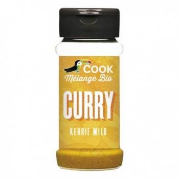 Curry Bio - 35gr - Cook