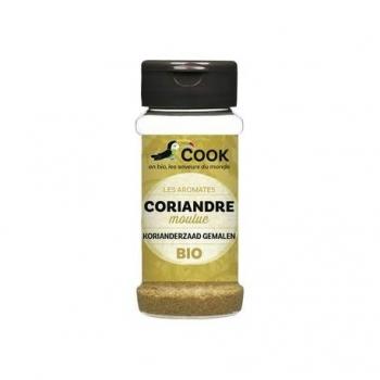 Coriandre Moulue Bio - 30gr - Cook