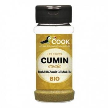 Cumin Moulu Bio - 40gr - Cook