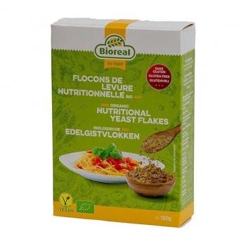 Flocons de levure nutritionnelle 100g Bio - Bioreal