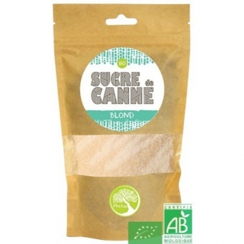 Sucre Bio de Canne Blond - 750gr - Philia