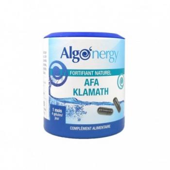 AFA Klamath - 120 gélules - Algo'nergy