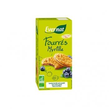 Fourrés Myrtille - 175gr - Evernat