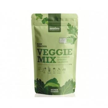 Veggie Mix - 200g - Purasana