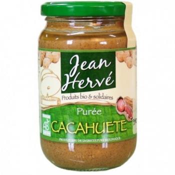 Purée de Cacahuète 350g-Jean Hervé