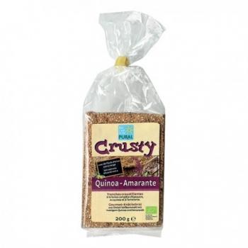 Crusty Quinoa-Amarante - 200g - Pural