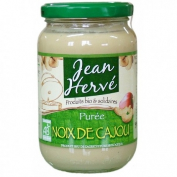 Purée de Noix de Cajou 350g-Jean Hervé