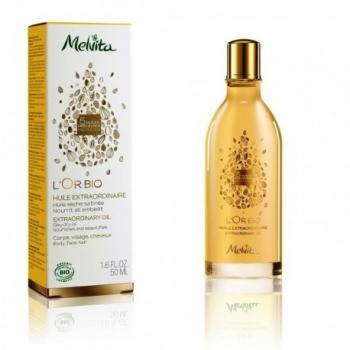 Huile Extraordinaire L'Or Bio - 50ml - Melvita