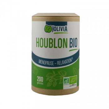 Houblon Bio - 200 gélules végétales 160 mg