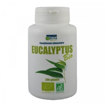Eucalyptus Bio - 200 gélules de 250 mg