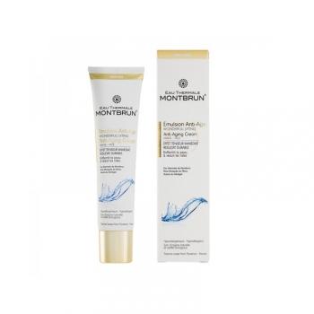 Emulsion Anti-Age Bio - Raffermit la peau et réduit les rides - 40ml