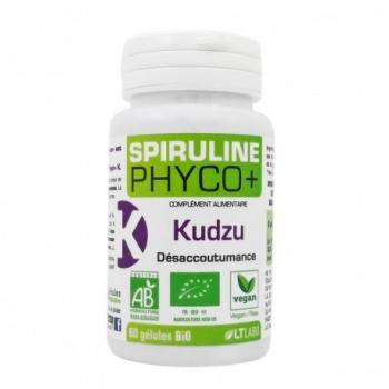 Spiruline Bio Kudzu - 60 gélules - LT Labo