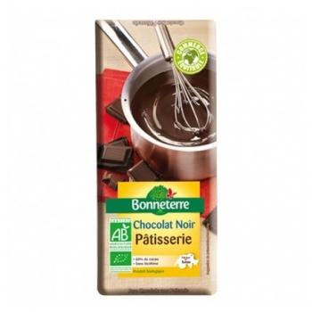 Chocolat Noir 60% Cacao 100g -Bonneterre