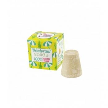 Déodorant Solide à L'Huile Essentielle de Palmarosa  - Lamazuna
