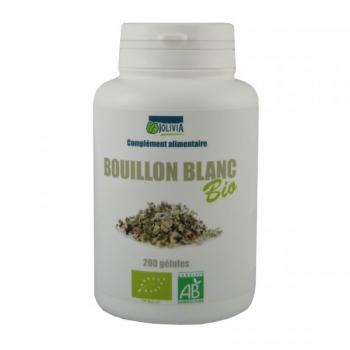 Bouillon blanc Bio - 200 gélules végétales de 225 mg