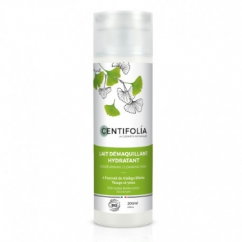 Lait Démaquillant Hydratant - 200ml - Centifolia