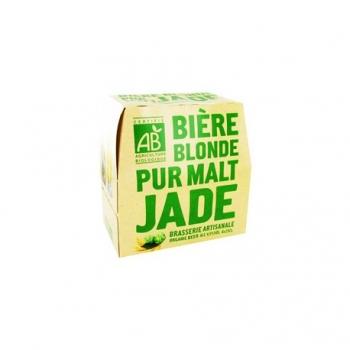 Pack de Bière Blonde  - 6x25cl - Jade