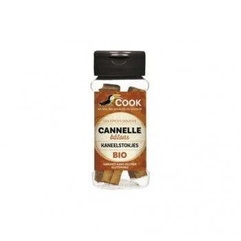 Cannelle Moulue Bio - 35gr - Cook