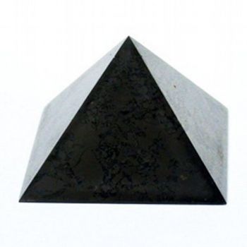 Pyramide de shungite 10cm
