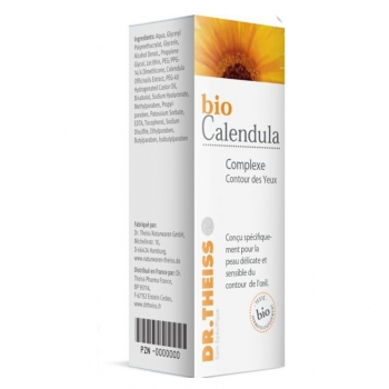 Calendula Complexe Bio - Contour des Yeux - 15ml