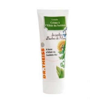 Crème à l'Elixir du Suédois - Répare la peau lésée ou blessée - 100ml