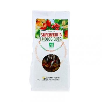 Mix Superfruits Bio sans Gluten - 400g