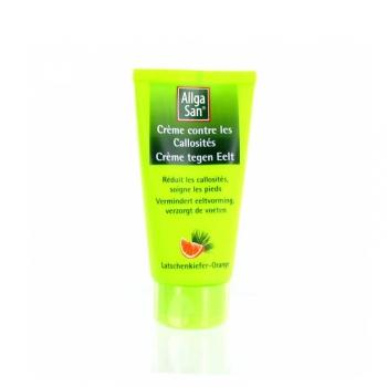 Crème Contre les Callosités - Réduit les callosités et soigne les pieds - 75 ml