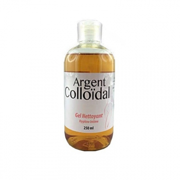Gel Intime Argent Colloïdal 20 PMM - Toilette intime - 250ml